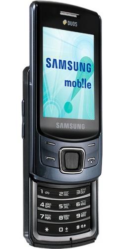 Фото телефона Samsung GT-C6112 Duos blue