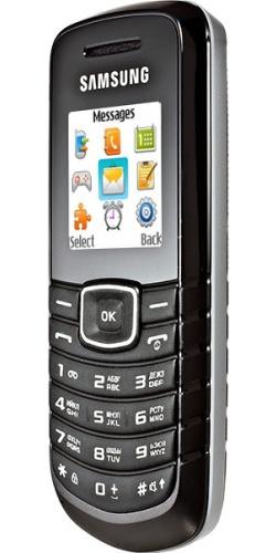 Фото телефона Samsung GT-E1080 black