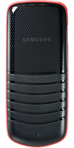 Фото телефона Samsung GT-E1080 red