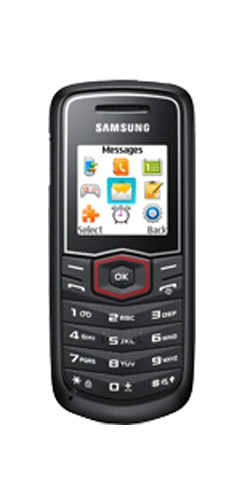 Samsung GT-E1081 red