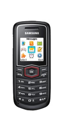 Samsung GT-E1081 red