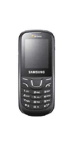 Samsung GT-E1225 Duos Lite black