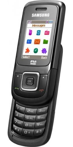 Фото телефона Samsung GT-E1360 black