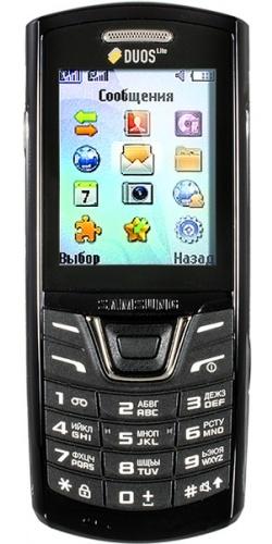 Samsung GT-E2152 Duos black