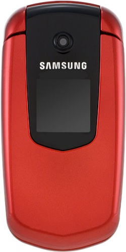 Samsung GT-E2210 wine red