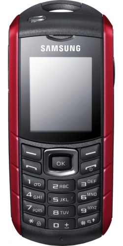Samsung GT-E2370 black red