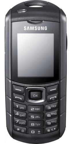 Samsung GT-E2370 black silver