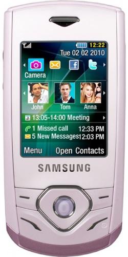 Samsung GT-S3550 Shark 3 sweet pink