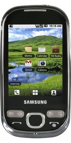 Samsung GT-i5500 Galaxy 550 black