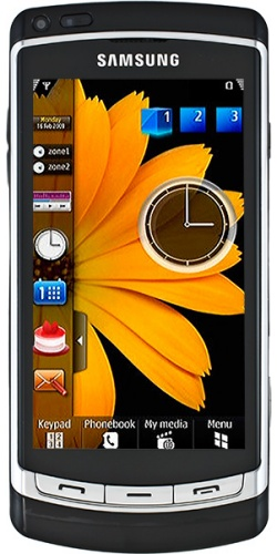 Samsung GT-i8910 16GB Omnia HD deep black