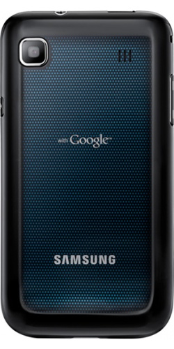 Фото телефона Samsung GT-i9000 Galaxy S 8 GB black