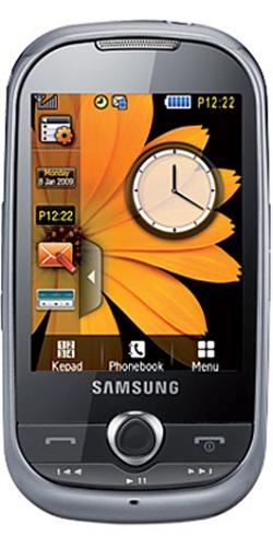 Samsung GT-M3710 Corby Beat noir black