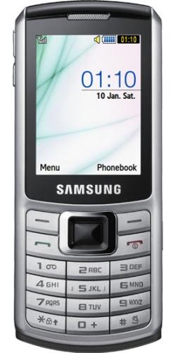 Samsung GT-S3310 silver