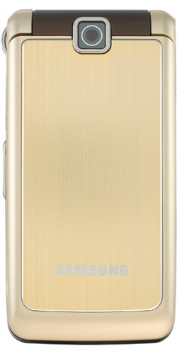Samsung GT-S3600 luxury gold