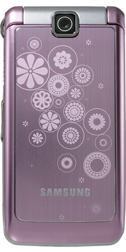 Samsung GT-S3600 romantic pink