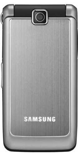 Samsung GT-S3600 titanium silver