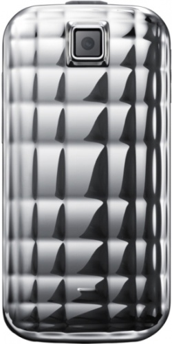 Фото телефона Samsung GT-S5150 Olivia silver
