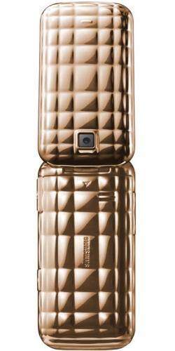 Фото телефона Samsung GT-S5150 Olivia topaz gold