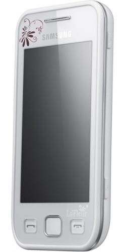 Фото телефона Samsung GT-S5250 Wave 525 LaFleur white