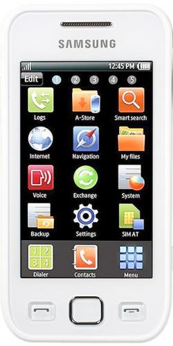 Samsung GT-S5250 Wave 525 white