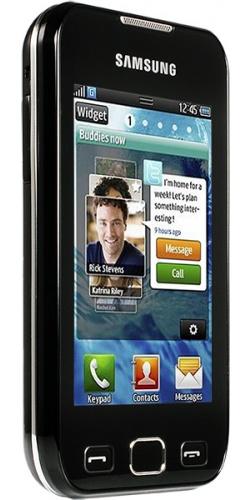 Фото телефона Samsung GT-S5330 Wave 533 Pro black