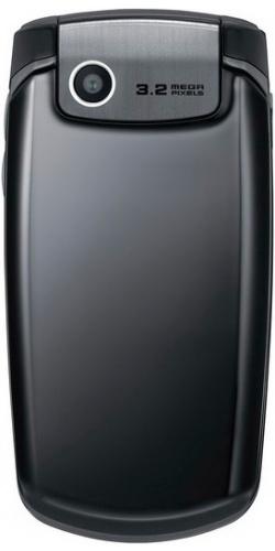 Samsung GT-S5510 noir black