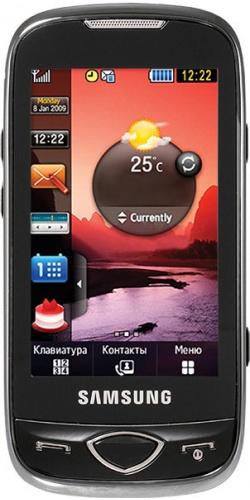 Samsung GT-S5560 black