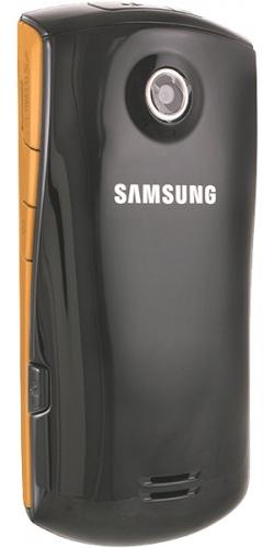 Фото телефона Samsung GT-S5620J Monte Navi dark gray