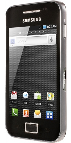 Фото телефона Samsung GT-S5830 Galaxy Ace black