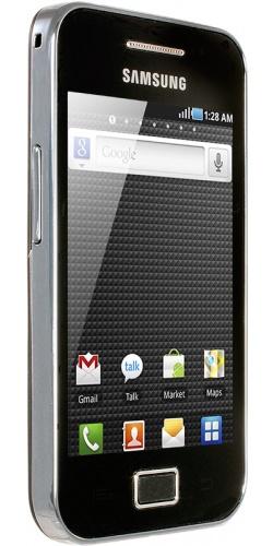 Фото телефона Samsung GT-S5830 Galaxy Ace white