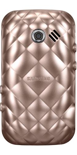 Фото телефона Samsung GT-S7070 Diva gold