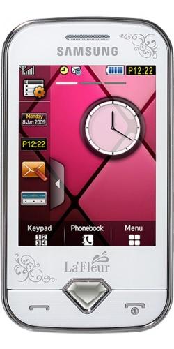 Samsung GT-S7070 Diva white