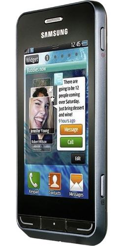 Фото телефона Samsung GT-S7230 Wave 723 gray