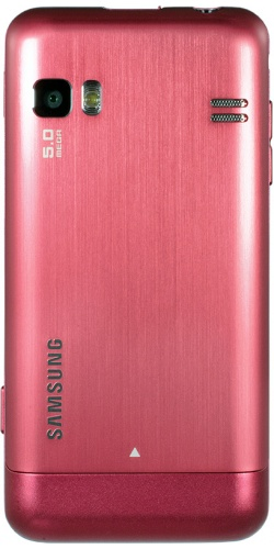Фото телефона Samsung GT-S7230 Wave 723 red
