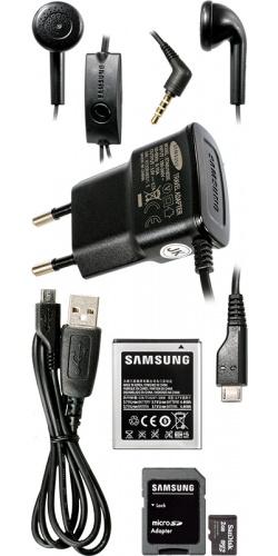 Фото телефона Samsung GT-S7230 Wave 723 red