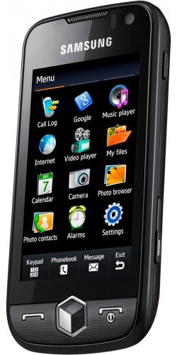Фото телефона Samsung GT-S8000 Jet rose black