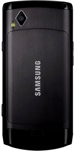 Фото телефона Samsung GT-S8500 Wave metallic black