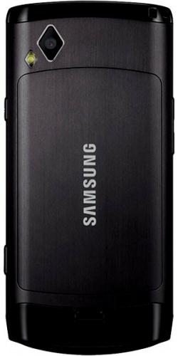 Фото телефона Samsung GT-S8500 Wave metallic black