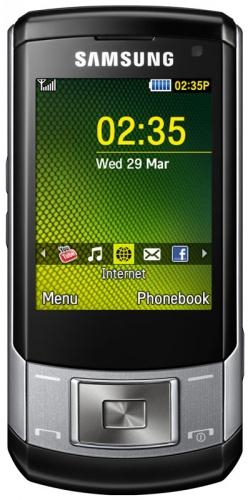 Samsung GT-C5510 black
