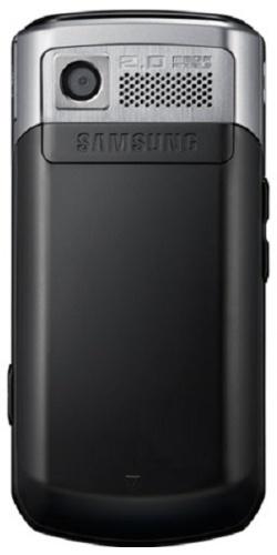Фото телефона Samsung GT-C5510 black