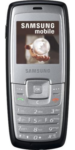 Samsung SGH-C140 misty grey