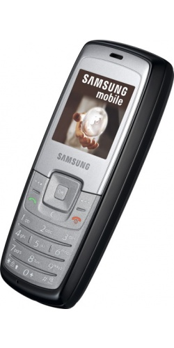Фото телефона Samsung SGH-C140 misty grey