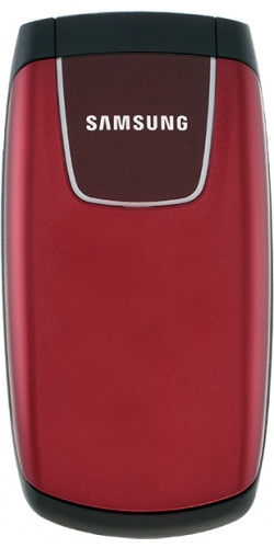 Samsung SGH-C270 red