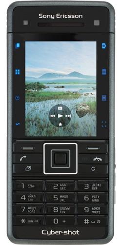 Sony Ericsson C902 titanium silver