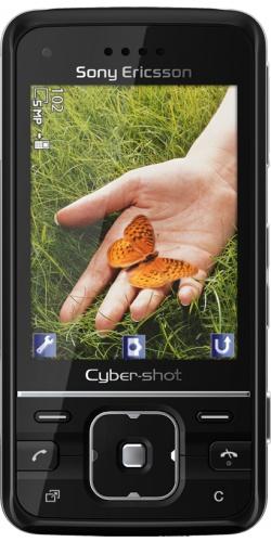 Sony Ericsson C903 laquer black