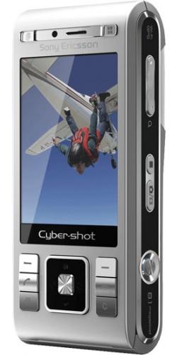 Sony Ericsson C905 ice silver
