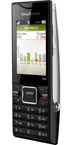 Sony Ericsson J10i2 Elm metal black