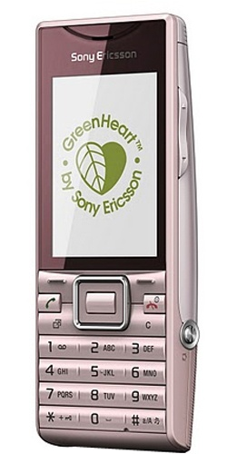 Sony Ericsson J10i2 Elm pearly rose