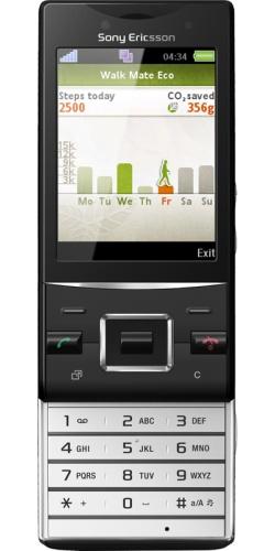 Sony Ericsson J20i Hazel black