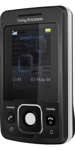 Sony Ericsson T303 shadow black